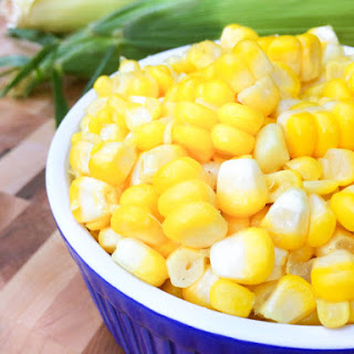 3 Steps to Perfectly Cooked Sweet Corn {Papa Leo's Recipe}