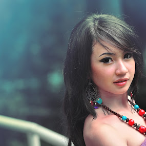 Winny... by Agus Wahyudi Photoworks - People Portraits of Women