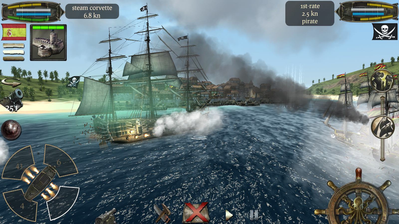 The Pirate: Plague of the Dead Screenshot 7