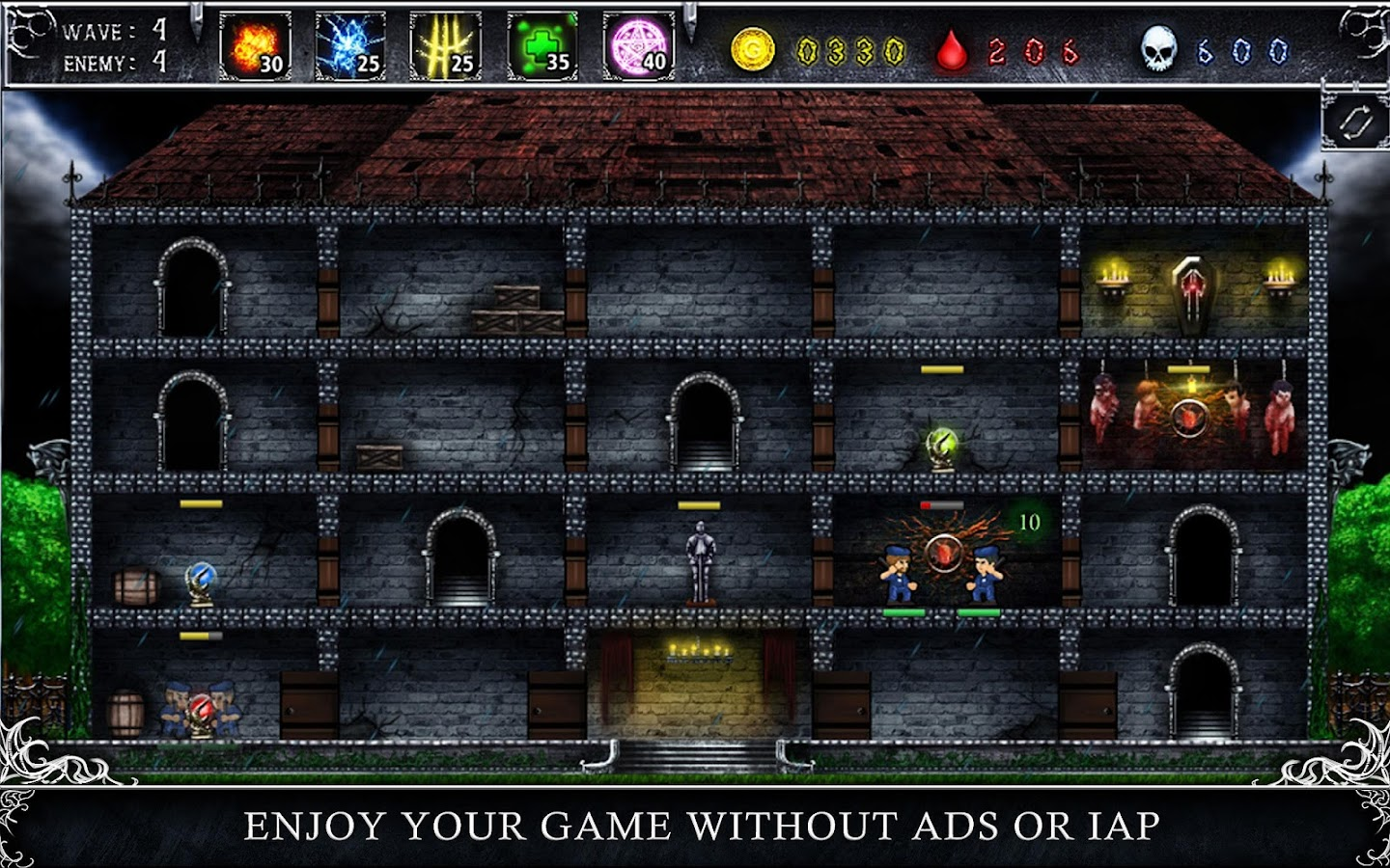 Sybil: Castle of Death Screenshot 9