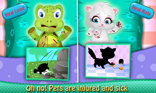Baby Hazel Pet Hospital 2- screenshot thumbnail