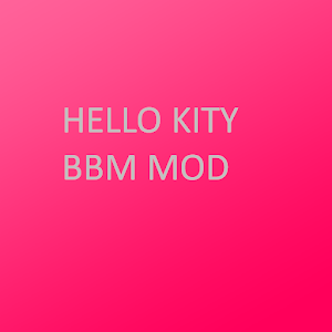 Download TEMA HElLO KITY FOR BBM DUAL For PC Windows and Mac