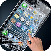 Download Broken Screen Prank APK on PC
