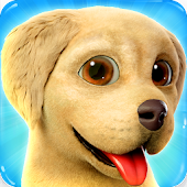 Dog Town: Pet Shop Game, Care & Play with Dog Icon