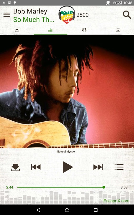 Bob Marley Official Music Screenshot 15