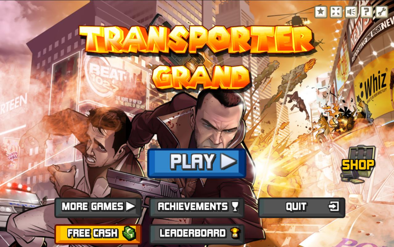 Transpoter Grand Screenshot