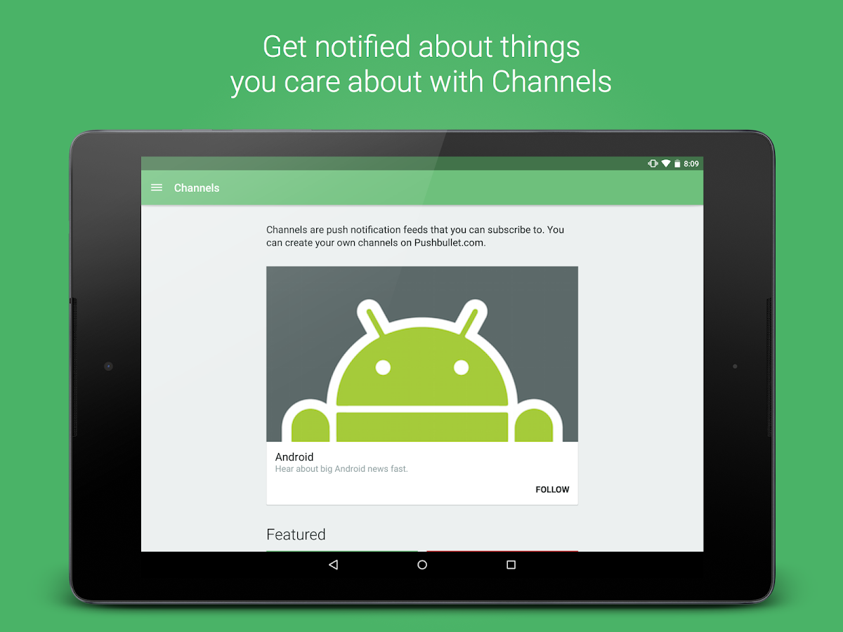 Pushbullet - SMS on PC Screenshot 9