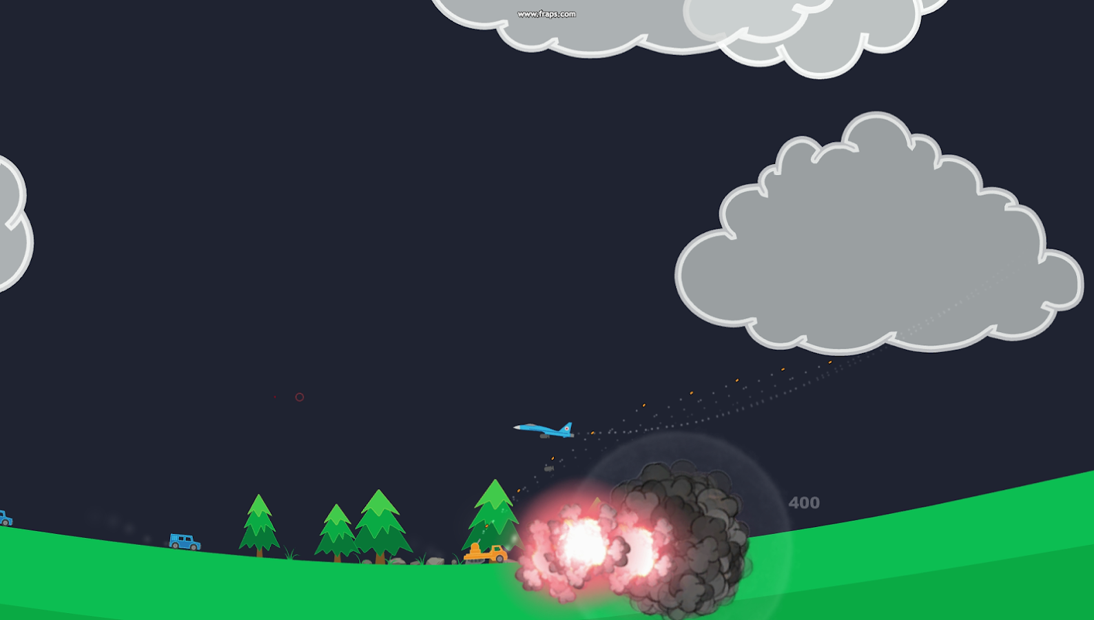 Atomic Fighter Bomber Pro Screenshot 3