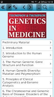 Genetics in Medicine, 8th Ed - screenshot