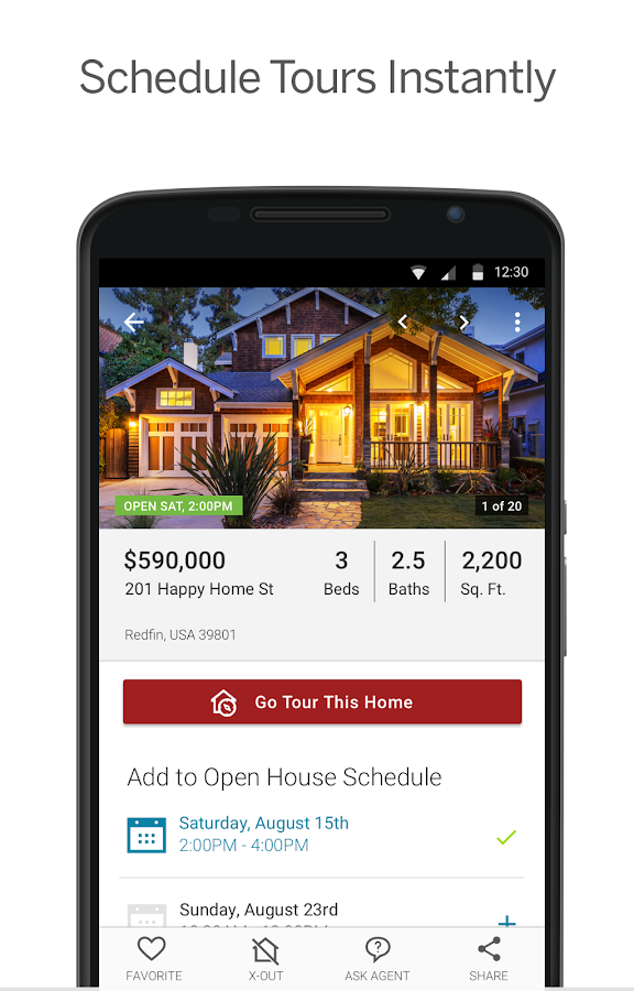 Redfin Real Estate Screenshot 3