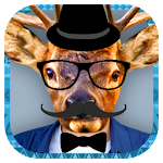 Animal Sticker Face APK Image