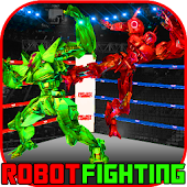 Game Real robots steel ring fighting Game 2017 APK for Kindle