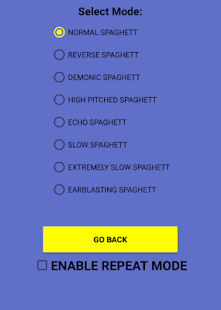 Somebody Toucha My Spaghet Soundboard Meme Button