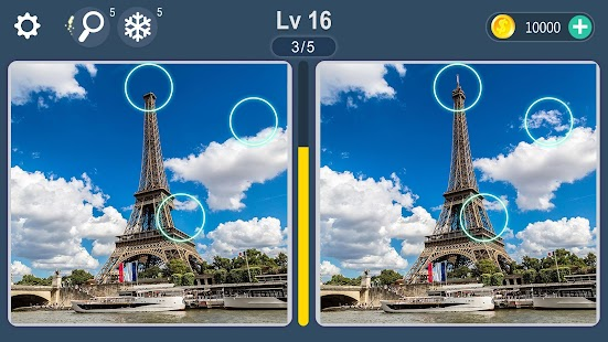 Difference Find Tour for pc