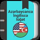 Azərbaycanca - İngiliscə lüğət