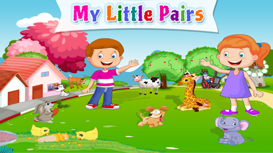 My Little Pairs - screenshot
