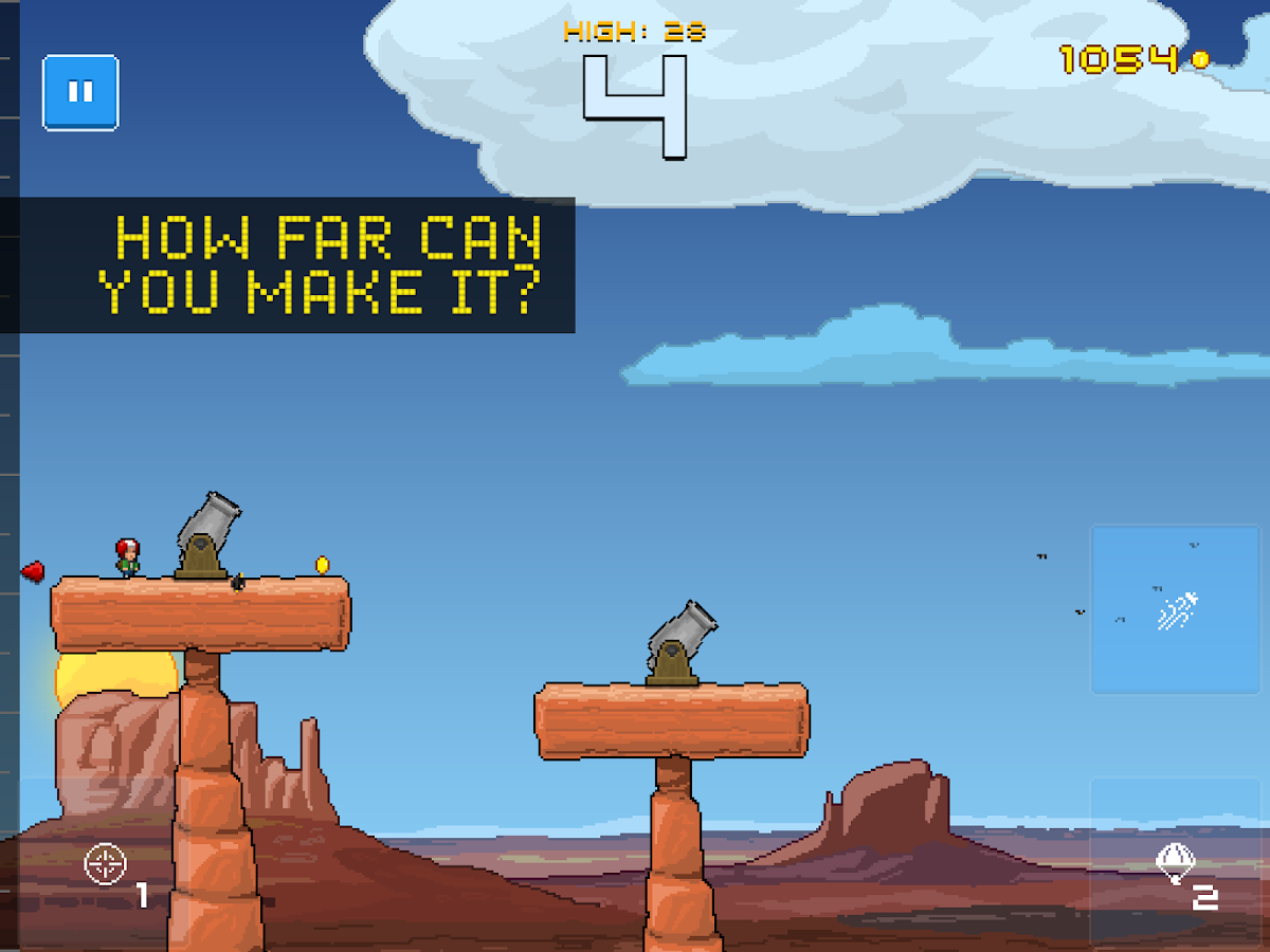 Human Cannonball Screenshot 5