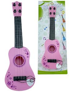 """Игровой набор серии """"Город игр"""" гитара розовая, арт. GI-7870"""