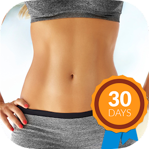 Lose Belly Fat in 30 Days - Flat Stomach
