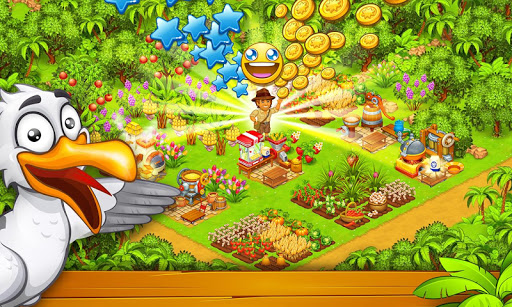 Farm Island: Hay Bay City Paradise For PC