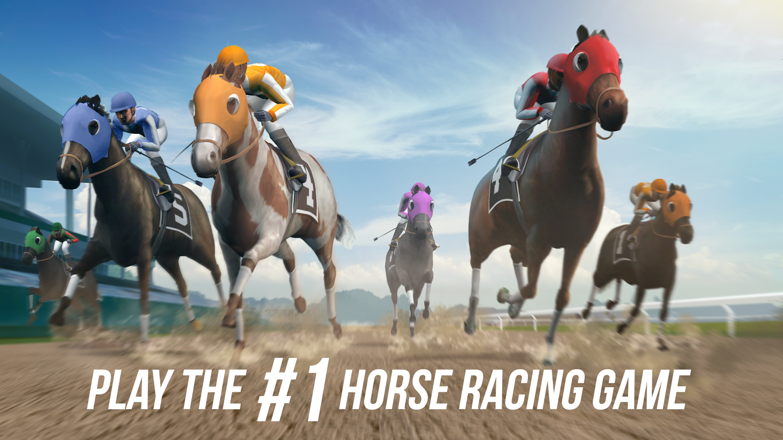 Photo Finish Horse Racing Screenshot 0