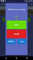 Screenshot of Hands-Free SMS Lite