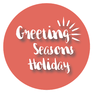 Greeting Season Holiday