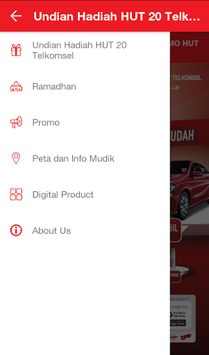Telkomsel Siaga screenshot 1