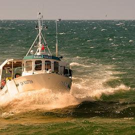 Remi by Gérard CHATENET - Transportation Boats