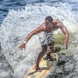 by Jose Augusto Belmont - Sports & Fitness Surfing ( niterói, surfista, itapuca, surf, surfers )