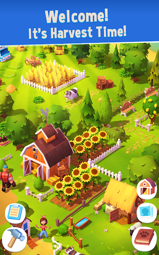 FarmVille 3 (Mod) Apk - Trang trại thú cưng