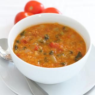 Kale Sausage Tomato Soup Recipes