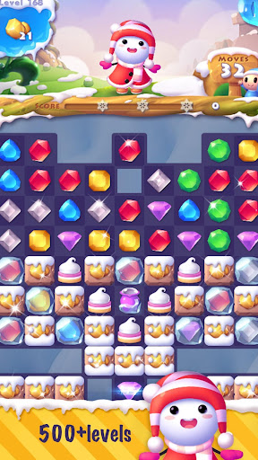 Ice Crush 2018 - A new Puzzle Matching Adventure For PC