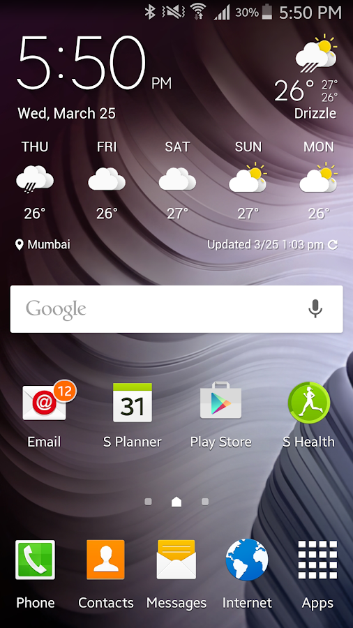 S6/S7 Zooper Widgets Screenshot 5