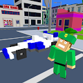 Blocky Racing: Undercover Agent APK baixar