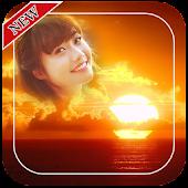 Sun Sky Photo Frames