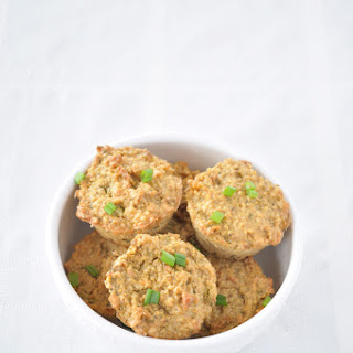 Broccoli Cheese Quinoa Bites
