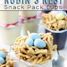 Robin's Nest Snack Pack Cups