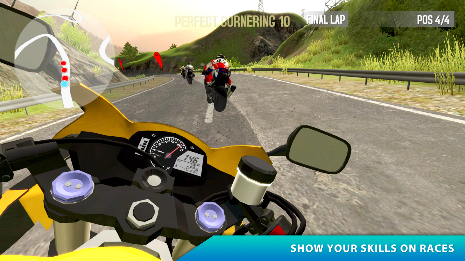 WOR - World Of Riders Screenshot 1