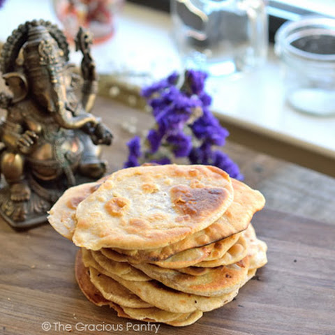 Clean Eating Indian Roti