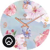 MR.TIME x MARYMOND : PEACH BLOSSOM
