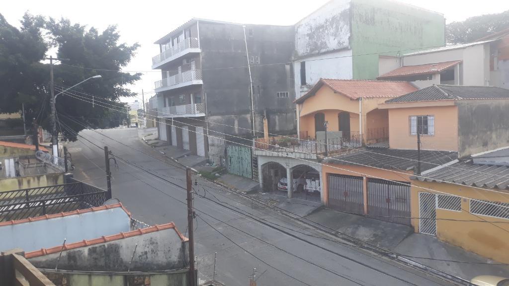 Sobrado à Venda - Jardim Brasília (Zona Leste)