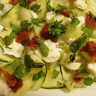 Zucchini Ribbons Recipes
