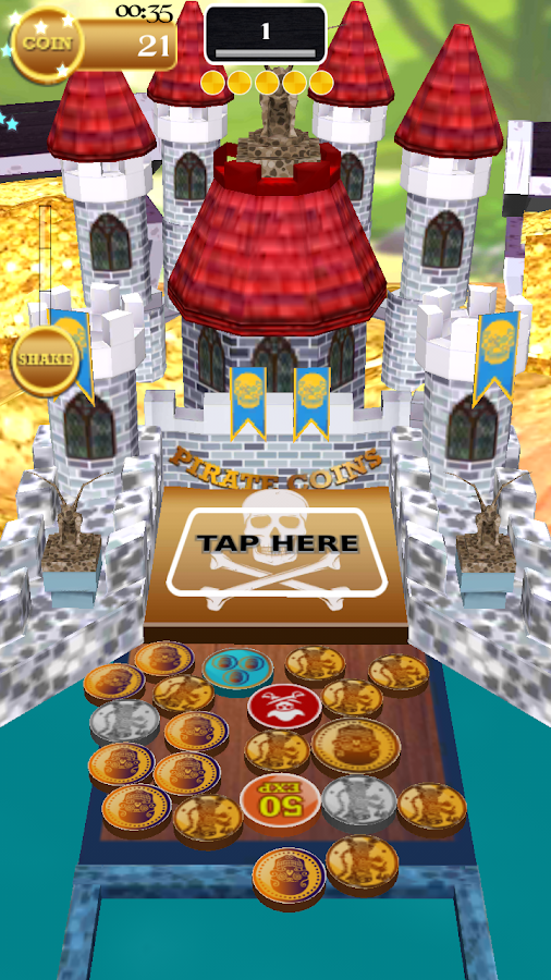 Pirate Coins Screenshot 6