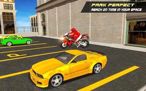 Bike Parking Adventure 3D For PC