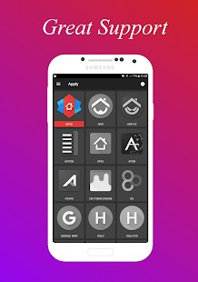 IconX - Icon Pack Screenshot