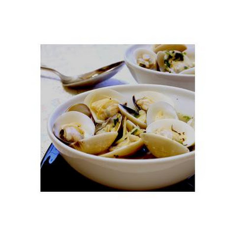 Clam Soup On A Quiet Thanksgiving