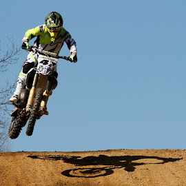 SMX  by Duncan Bryant - Novices Only Sports ( bikes, motor, cross,  )