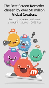 Mobizen Screen Recorder APK screenshot thumbnail 2