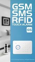 Screenshot of G5 Alarm